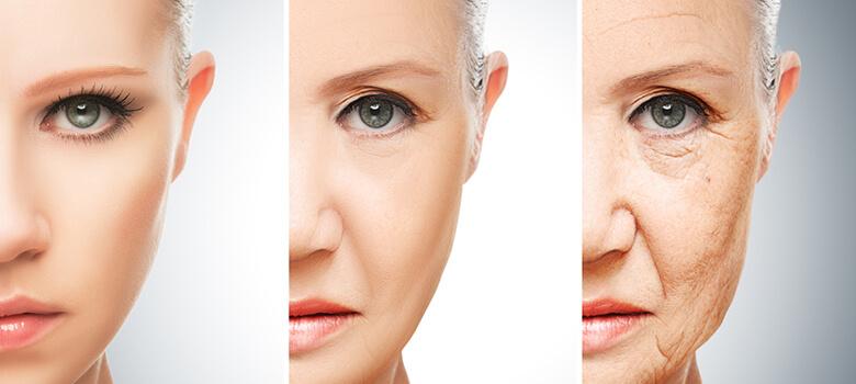 3 Lifestyle Factors that Cause Premature Ageing
